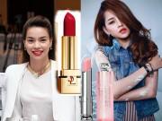Làm đẹp - Khám phá mỹ phẩm yêu thích của sao Việt