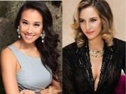 Cân sắc những mỹ nhân thế giới đến Việt Nam đầu năm 2016