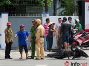 Tin tức - Đà Nẵng: Du khách quốc tế chụp ảnh TNGT do tranh nhau vượt đèn đỏ