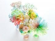 Nhà đẹp - 10 phút biến ra hoa bảy sắc mê mẩn lòng người