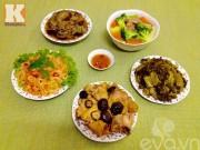 Bếp Eva - Ngon ngất ngây với bữa cơm chiều
