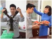 Bếp Eva - 8/3: Phan Anh MasterChef vào bếp làm món ăn cho mẹ