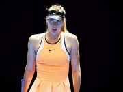 """Sharapova gia nhập """"ngôi nhà huyền thoại"""" dính doping"""
