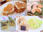 Bếp Eva - Những món cơm nắm ngon, cực dễ làm cho bữa sáng