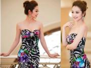 Thời trang - Jennifer Phạm đẹp không tì vết đọ sắc hoa hậu quốc tế