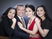 Làng sao - Diễm My 6X khoe hạnh phúc viên mãn bên cạnh gia đình