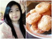 Bếp Eva - Cách làm bánh rán tẩm đường hút nghìn chị em