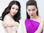 """Làng sao - Hồ Quỳnh Hương trở lại X-Factor, Hà Hồ thôi ngồi """"ghế nóng""""?"""