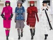Thời trang - Những ứng dụng tuyệt vời từ Chanel thu đông 2016