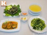 Bếp Eva - Bữa cơm chỉ 3 món nhưng rất chất