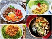 Bếp Eva - Các món trộn ngon cho bữa sáng