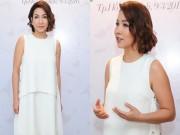 Diva Mỹ Linh thon gọn bất ngờ sau thời gian giảm cân