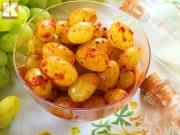 Bếp Eva - Nho lắc chua cay mặn ngọt hút hồn chị em
