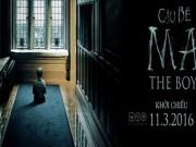 Lịch chiếu phim rạp tại TP.HCM từ 11/3-17/3: Cậu bé ma