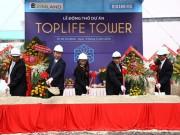 Tin tức nhà đẹp - TopLife Tower chính thức ra mắt thị trường