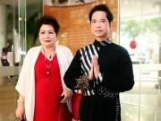 Làng sao - Mẹ Ngọc Sơn lo cho sức khỏe của con trai