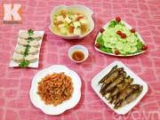 Bếp Eva - Bữa ăn dân dã nhưng trôi cơm vô cùng