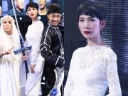 Xuân Lan tạo dáng 'ngầu' bên Trấn Thành, Việt Hương