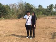 Làng sao - Tuấn Hưng khoe mảnh đất rộng ở Phú Quốc