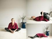 Làm đẹp - 7 động tác trước khi ngủ giúp dáng thon, da hồng hào