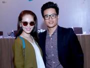 Phương Linh khoe vẻ đẹp  & quot;cực ngầu & quot; bên Hà Anh Tuấn