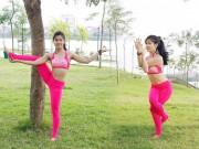 Làm đẹp - Hot girl xinh đẹp khỏi hẳn bệnh sỏi thận nhờ yoga