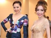 Thời trang - Tóc Tiên, Elly Trần khoe vòng 1 sexy nghẹt thở
