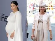 Thời trang - Học sao ngoại mặc đẹp miễn chê khi mang bầu