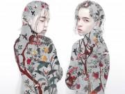 Thời trang - Kelbin Lei bất ngờ hợp tác nghệ thuật với Gucci