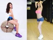 Làm đẹp - Những nữ HLV thể dục khiến cộng đồng mạng Việt chao đảo