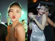 Làng sao - Ngô Thanh Vân sexy hết cỡ đón sinh nhật tuổi 37