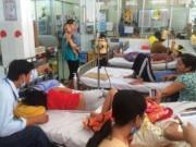 TP.HCM: Cảnh báo dịch tay chân miệng đang gia tăng nhanh