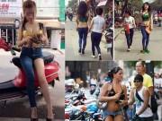 Thời trang - 1001 thảm họa quần jeans khiến bạn hết hồn hết vía
