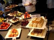 Bữa ăn như khách sạn 5 sao của nhân viên Facebook