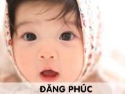 Làm mẹ - Tên hay mang lại hạnh phúc cho con trai và con gái