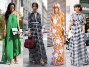 Thời trang - Mách bạn 3 cách mặc váy maxi đẹp mê ly để đón hè