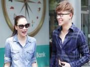 Làng sao - Hồ Quỳnh Hương trẻ trung hẹn hò Nathan Lee