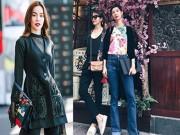 Thời trang - Bóc giá túi mới nhất của 3 mỹ nhân Việt mặc gì cũng hot