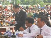 Hoãn xử phiên phúc thẩm vụ thảm sát Bình Phước