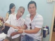 Chồng Lệ Quyên trao tặng 100 triệu đồng đến diễn viên Nguyễn Hoàng