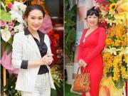 Làng sao - Cao Mỹ Kim khoe mẹ trẻ đẹp trong sự kiện