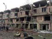 Tin tức - Bộ Công an thông tin ban đầu về vụ nổ lớn ở Văn Phú