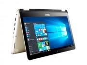 Laptop ASUS màn hình xoay 360 độ thế hệ mới về Việt Nam