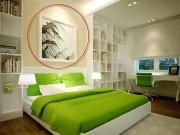 Nhà đẹp - Chọn tranh phong thủy treo trong phòng ngủ theo mệnh
