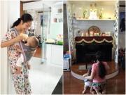Nhà đẹp - Điểm mặt những căn hộ tinh tế của Ốc Thanh Vân
