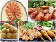 Bếp Eva - Những món tôm dễ nấu mà ngon