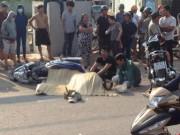 Tin tức - Con ôm thi thể cha gào khóc trong tai nạn thương tâm