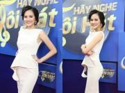 Làng sao - Hoa hậu Diệu Linh đi làm giám khảo cùng Ngọc Sơn