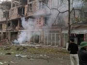 Vụ nổ ở Hà Đông: Ai chịu trách nhiệm bồi thường thiệt hại?