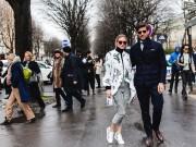 Thời trang - Paris rạo rực vì cuộc đổ bộ của các tín đồ thời trang